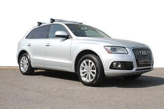 Used 2014 Audi Q5 2.0L Progressiv 4 portes quattro for sale in Ste-Foy, QC