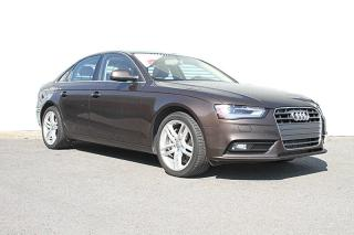 Used 2013 Audi A4 Premium Navigation quattro for sale in Ste-Foy, QC