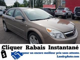 Used 2007 Saturn Aura Xe A/c Grp for sale in Sainte-rose, QC