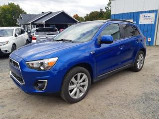 Used 2015 Mitsubishi RVR traction intégrale 4 portes CVT GT for sale in St-Pierre-Les-Becquets, QC