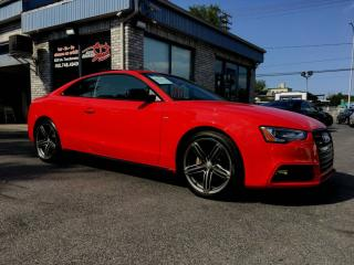 Used 2013 Audi A5 Coupé 2 portes, S LINE COMPETITION QUATT for sale in Longueuil, QC