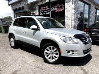 Used 2009 Volkswagen Tiguan 4 portes Trendline 4Motion, boîte automa for sale in Longueuil, QC