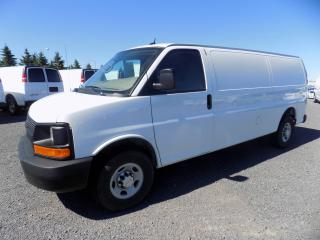 Used 2017 Chevrolet Express CHEVROLET EXPRESS 2500 ALLONGÉ 2017 for sale in Beauport, QC