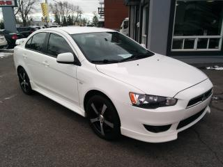 Used 2010 Mitsubishi Lancer 4dr Sdn SE for sale in Le gardeur, QC