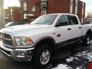 Used 2010 Dodge Ram 2500 STX for sale in Le gardeur, QC
