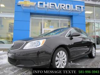 Used 2016 Buick Verano 5 En A/c for sale in Sainte-marie, QC