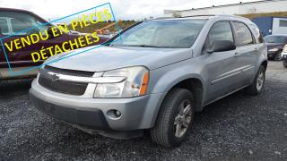 Used 2005 Chevrolet Equinox for sale in St-Georges-Est, QC