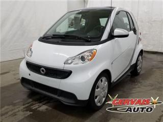 Used 2013 Smart fortwo PURE A/C for sale in Trois-rivieres, QC