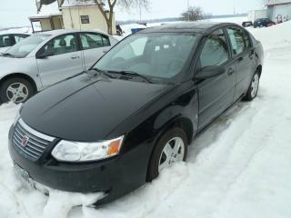 Used 2007 Saturn Ion Berline 4 portes, boîte automatique, Ion for sale in Saint-isidore, QC
