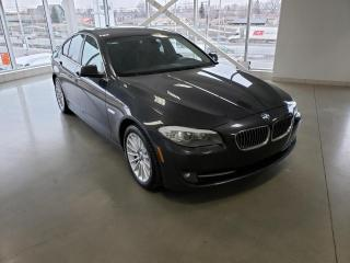 Used 2013 BMW 5 Series for sale in Montréal, QC