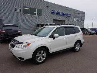 Used 2015 Subaru Forester i Touring for sale in Dieppe, NB