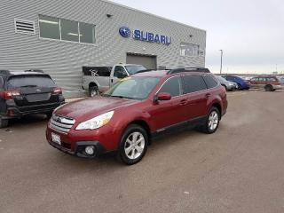 Used 2014 Subaru Outback 2.5I Premium for sale in Dieppe, NB