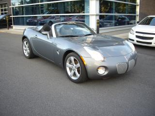 Used 2006 Pontiac Solstice Coupé 2 portes Cabriolet for sale in Montreal, QC