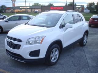Used 2015 Chevrolet Trax Awd Lt Crossover for sale in Thetford Mines, QC