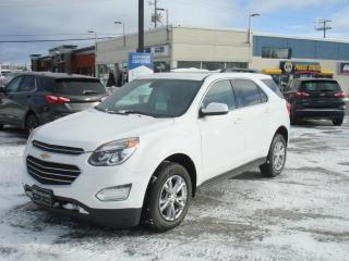 Used 2016 Chevrolet Equinox FWD LT for sale in Thetford Mines, QC