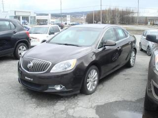 Used 2012 Buick Verano for sale in Thetford Mines, QC