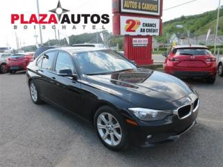 Used 2014 BMW 320 xDrive for sale in Boischatel, QC