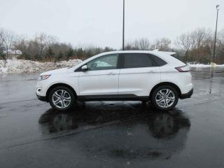 Used 2015 Ford EDGE TITANIUM FWD for sale in Cayuga, ON