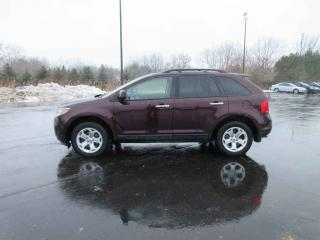 Used 2011 Ford Edge SEL FWD for sale in Cayuga, ON