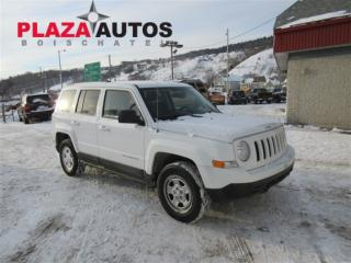 Used 2011 Jeep Patriot Sport/North for sale in Boischatel, QC