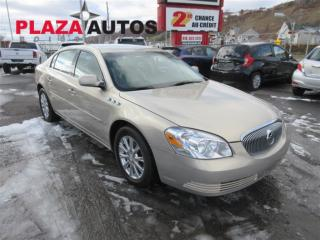 Used 2009 Buick Lucerne CXL for sale in Boischatel, QC