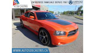 Used 2008 Dodge Charger Daytona R/T for sale in Châteauguay, QC
