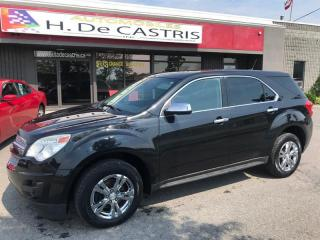 Used 2014 Chevrolet Equinox LS for sale in Châteauguay, QC