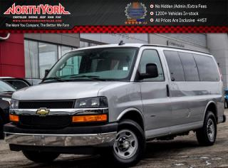 Used 2017 Chevrolet Express Passenger LT|Backup Cam|R.Start|AC|Power Opts.|GREAT DEAL for sale in Thornhill, ON