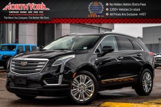 Used 2017 Cadillac XT5 Premium Luxury AWD|Trailer,DrvrAwarenessPkgs|Sunroof|Nav|20
