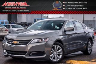 Used 2017 Chevrolet Impala LT |ConveniencePkg|BackUpCam|RearPkAsst.|Sat.Radio|18