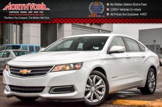 Used 2017 Chevrolet Impala LT|R.Start|Backup Cam|Dual Climate|Bluetooth|18
