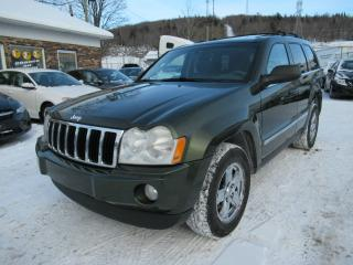 Used 2007 Jeep Grand Cherokee Limited 4X4 Hémi for sale in Quebec, QC