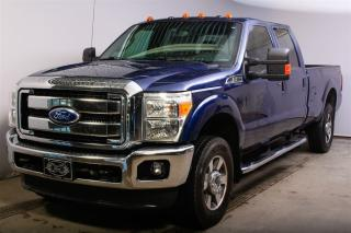 Used 2011 Ford F-350 Lariat 4x4 Cuir Toit for sale in St-Hubert, QC