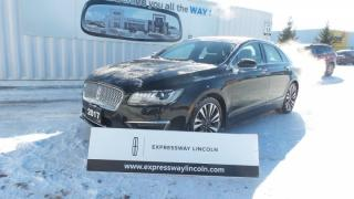 Used 2017 Lincoln MKZ Reserve  3.0LGTDI 400hp Luxury Rocket Ship for sale in Stratford, ON