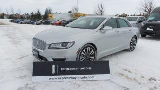 Used 2017 Lincoln MKZ HYBRID Brand New full warranty for sale in Stratford, ON