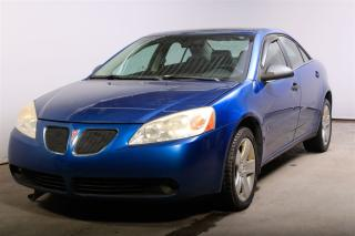 Used 2007 Pontiac G6 Se Fwd Toit A/c for sale in St-Hubert, QC