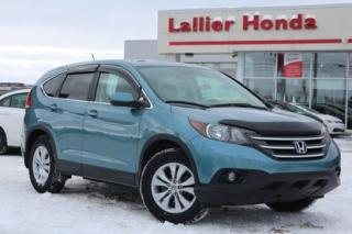 Used 2014 Honda CR-V EX AWD for sale in Hull, QC