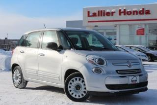 Used 2014 Fiat 500 L Pop L for sale in Hull, QC