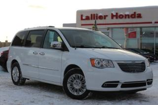 Used 2014 Chrysler Town & Country Ltd - Dvd Et Navi for sale in Gatineau, QC