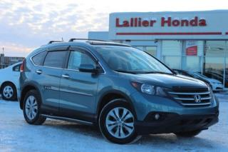 Used 2014 Honda CR-V Touring AWD for sale in Hull, QC