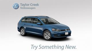 New 2018 Volkswagen Golf Sportwagen 1.8T Trendline 6sp 4MOTION for sale in Orleans, ON