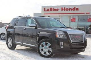 Used 2013 GMC Terrain Denali V6 Awd for sale in Gatineau, QC