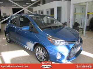 Used 2015 Toyota Yaris HB SE GR.ELECTRIC for sale in Montréal-Nord, QC