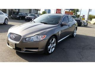Used 2009 Jaguar XF Supercharged Cert for sale in Laval, QC