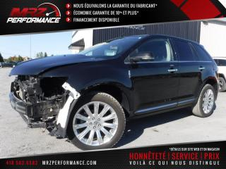 Used 2015 Lincoln MKX Awd - Ltd - T.équipé for sale in St-Gédéon-De-Beauce, QC