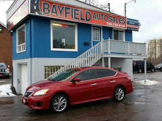 Used 2014 Nissan Sentra SR Premium **Navi/Sunroof/Only 46k!!** for sale in Barrie, ON