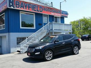 Used 2013 Hyundai Santa Fe 2.0T AWD Premium **Leather/Sunroof/Rev Cam** for sale in Barrie, ON