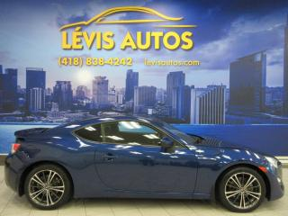 Used 2013 Scion FR-S 6 VITESSE MANUEL BLUETHOOTH BEAU LOOK 12 for sale in Lévis, QC