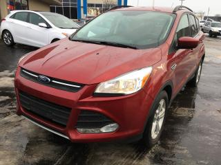 Used 2015 Ford Escape SE for sale in Cobourg, ON