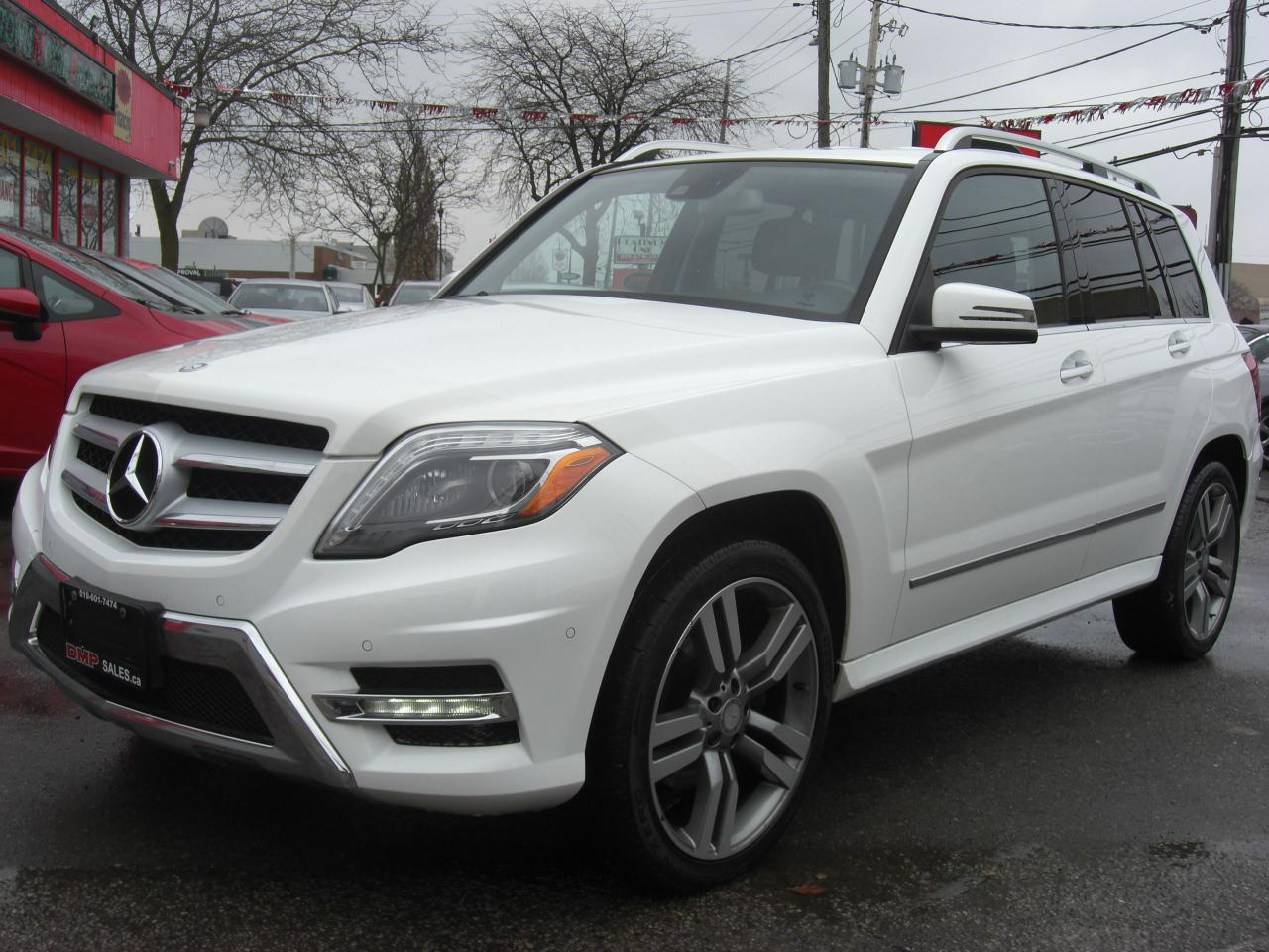 Used 2014 Mercedes-Benz GLK-Class GLK 250 BlueTec AWD for
